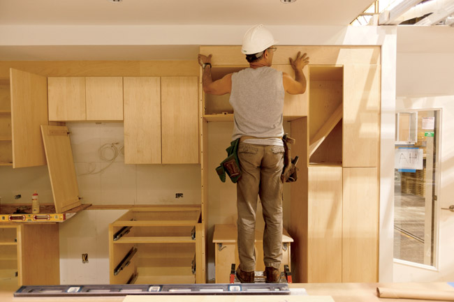 Carpenter service in NYC