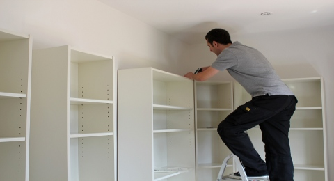 Ikea furniture assembly service nyc hays ikea installers nyc for Ikea installation nyc