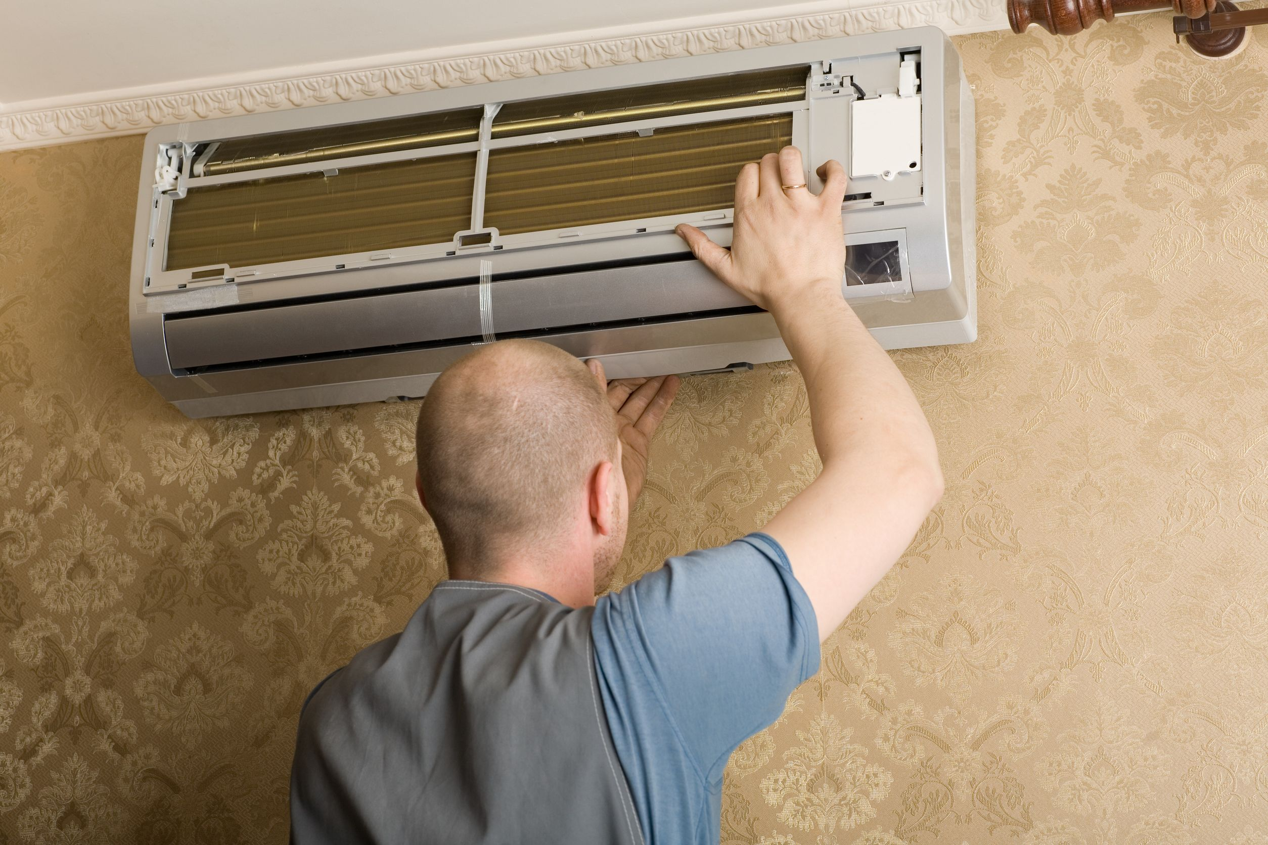 ... air conditioning systems to ensure proper functioning and energy