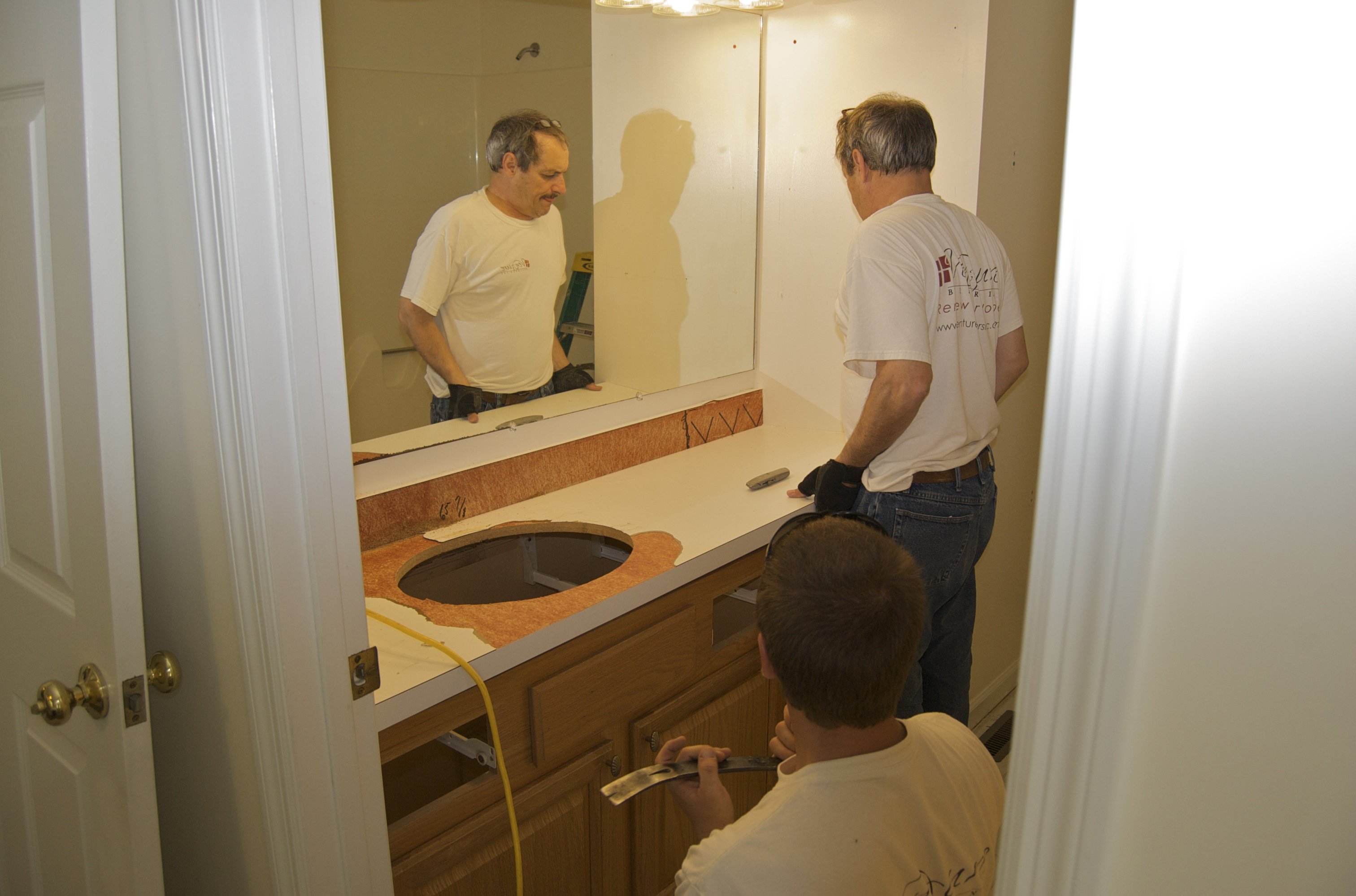 Bathroom Contractors Of Emergency Bathroom Remodeling In New York Toilet